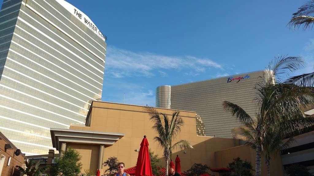 The Water Club Hotel at Borgata - spa    Photo 1 of 10   Address: 1 Renaissance Way, Atlantic City, NJ 08401, USA   Phone: (609) 317-1000