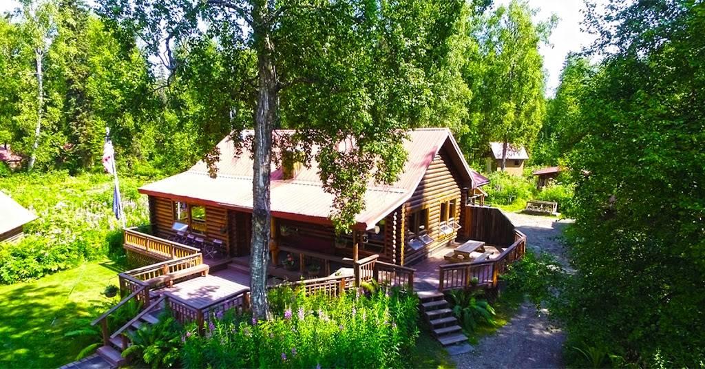 Wilderness Place Lodge Inclusive Alaska Fishing - lodging  | Photo 1 of 10 | Address: 4525 Enstrom Cir, Anchorage, AK 99502, USA | Phone: (907) 733-2051