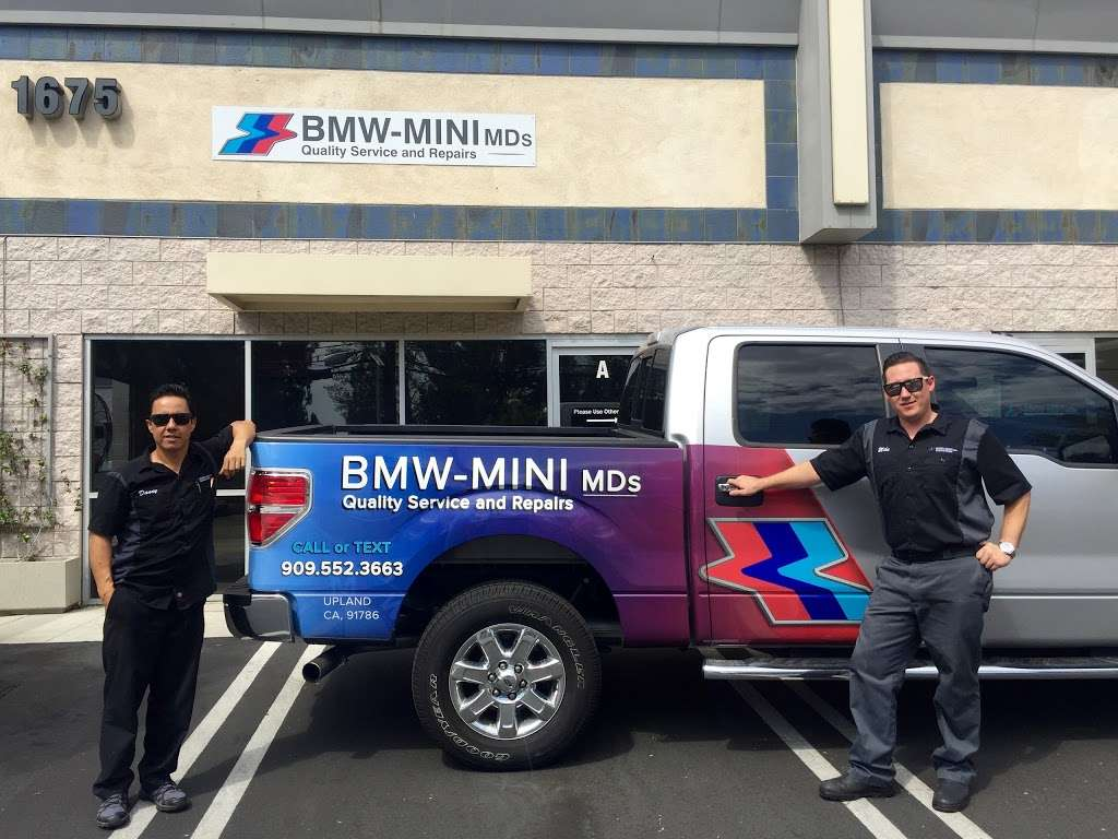 Bmw Mini Mds Car Repair 1675 W Arrow Route Upland Ca 91786 Usa