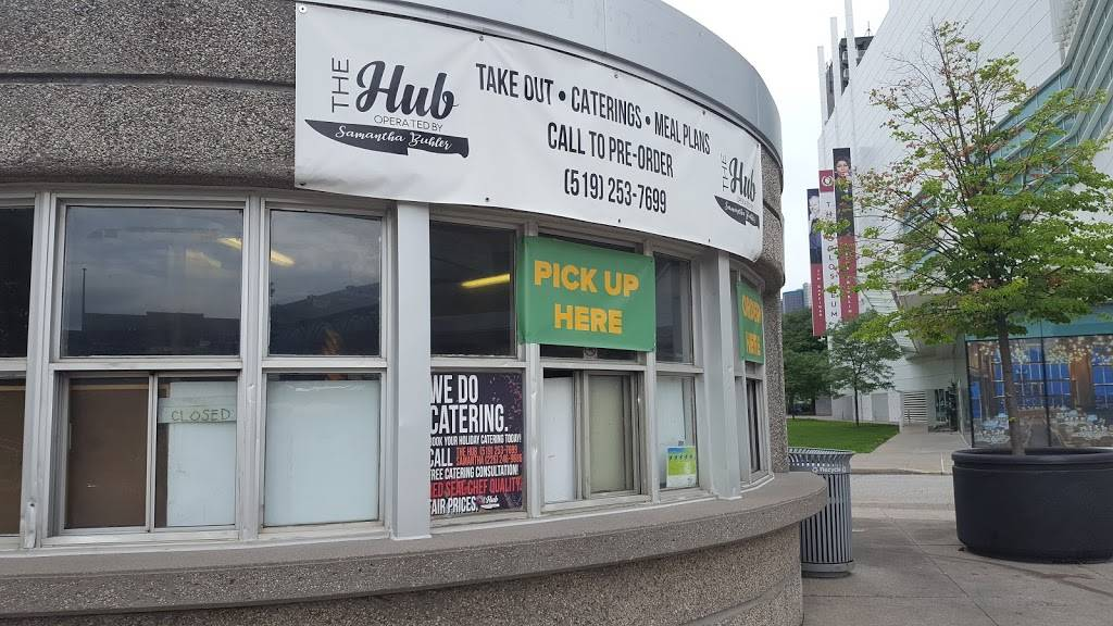 The Hub operated by Samantha Buhler - restaurant  | Photo 2 of 10 | Address: 215 Chatham St E, Windsor, ON N9A 2W3, Canada | Phone: (519) 253-7699