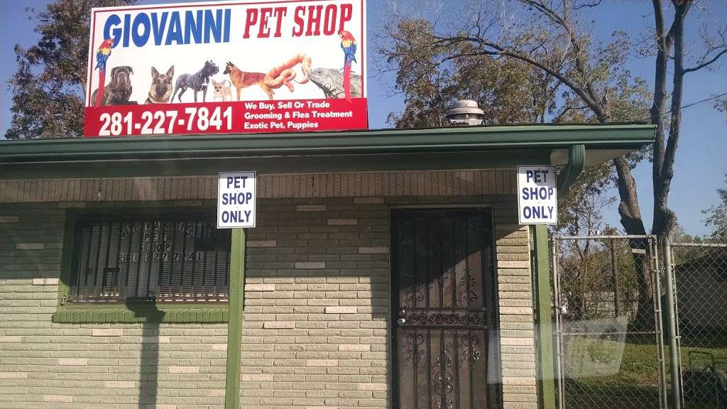Geovannis Pet Shop - pet store  | Photo 1 of 6 | Address: 10855 Aldine Westfield Rd, Houston, TX 77093, USA | Phone: (281) 227-7841