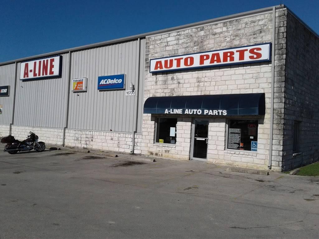A-Line Auto Parts - car repair    Photo 1 of 3   Address: 149 Park 35 Cove S, Buda, TX 78610, USA   Phone: (512) 295-4460