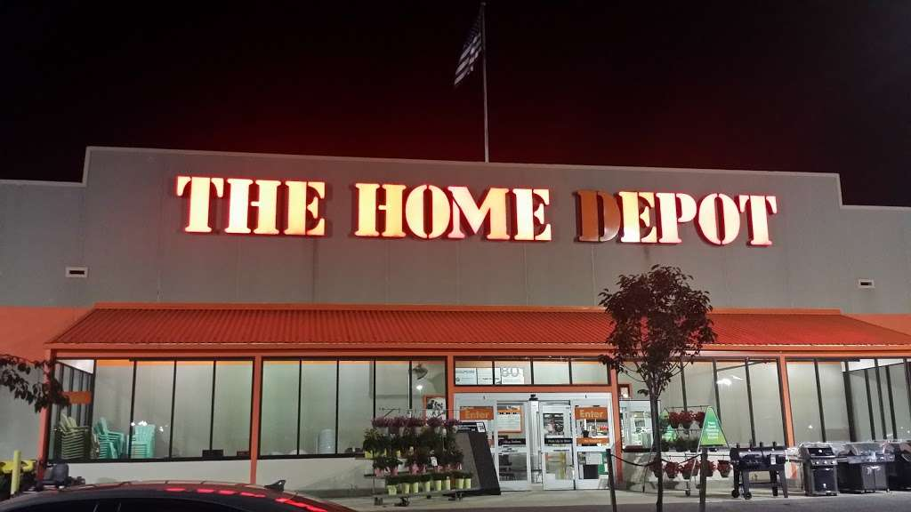 Pro Desk At The Home Depot Store 801 N Dupont Hwy Dover