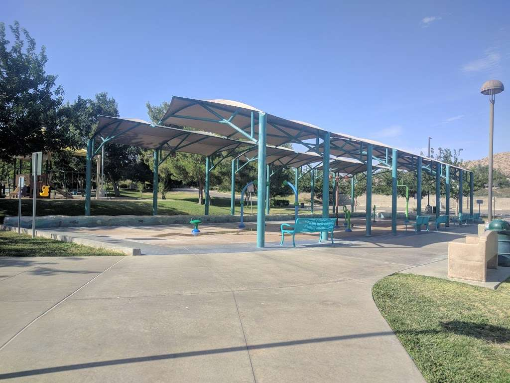 Lake Los Angeles Community Park - park    Photo 8 of 10   Address: Deputy Stephen Sorensen County Park, 16801 E Ave P, Lake Los Angeles, CA 93591, USA   Phone: (661) 264-1249