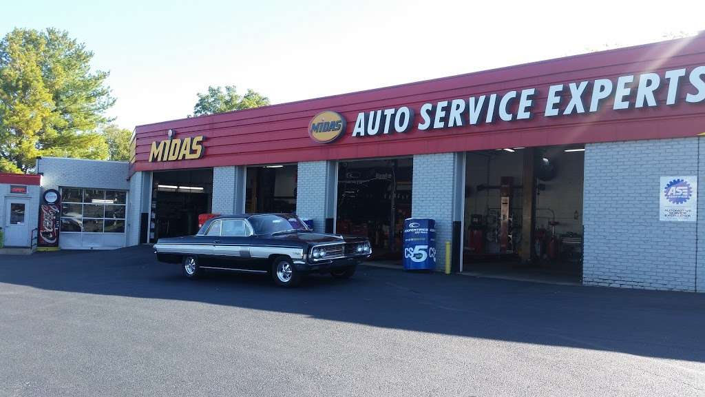 Midas - car repair    Photo 3 of 7   Address: 1810 Columbia Ave, Lancaster, PA 17603, USA   Phone: (717) 690-0227