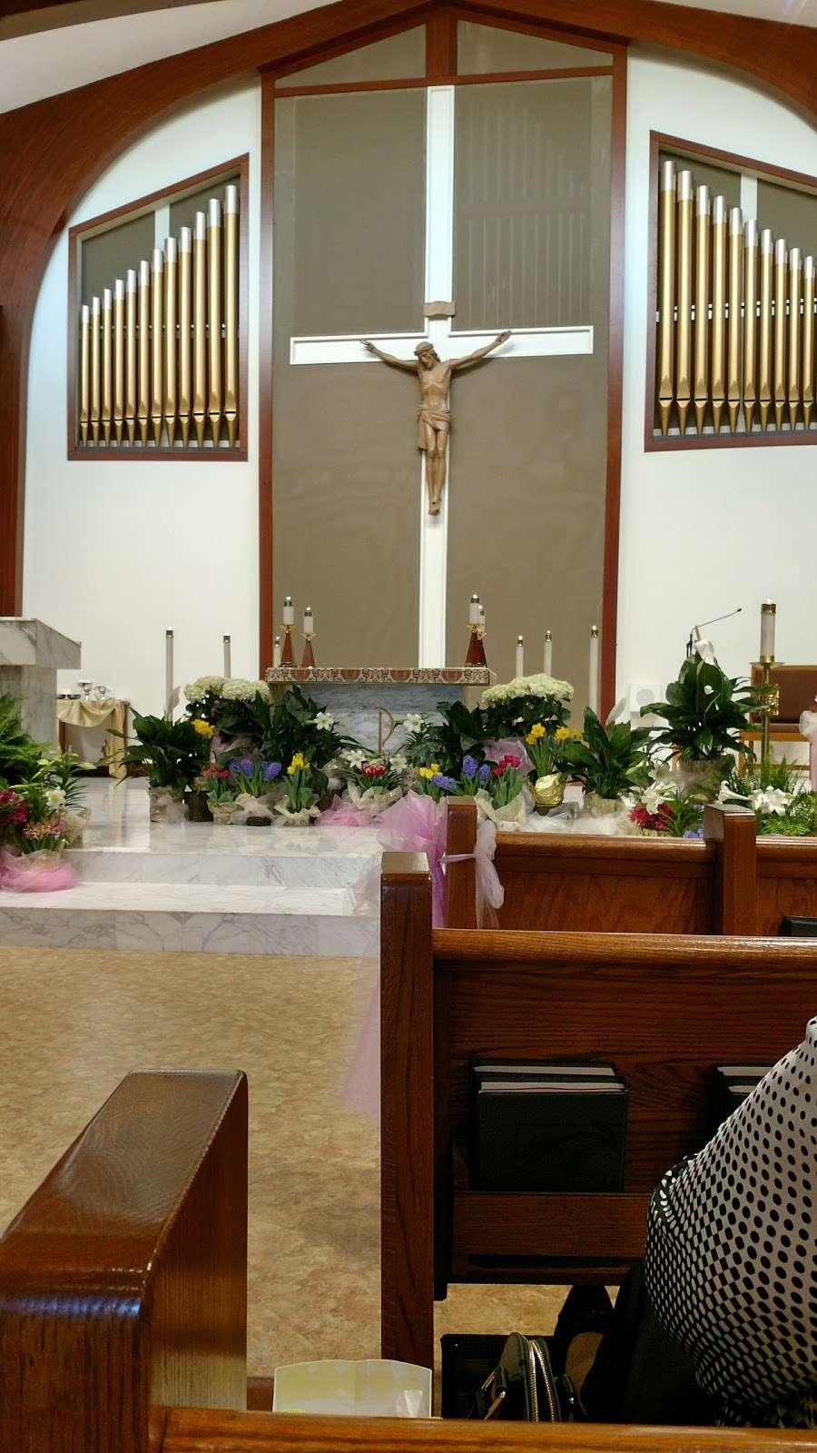 St. Margarets of Cortona Church - church  | Photo 1 of 10 | Address: 31 Chamberlain Ave, Little Ferry, NJ 07643, USA | Phone: (201) 641-2988