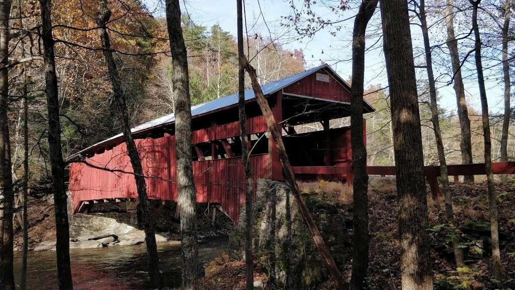 Josiah Hess Covered Bridge - museum  | Photo 6 of 10 | Address: Winding Rd, Orangeville, PA 17859, USA