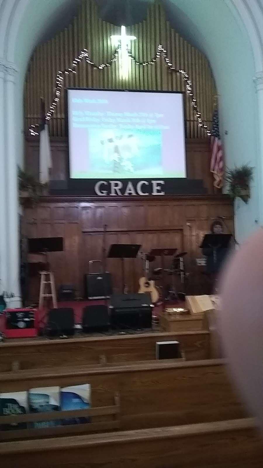 Grace community Church - church  | Photo 1 of 1 | Address: 18 W Ridge St, Lansford, PA 18232, USA | Phone: (570) 645-2212