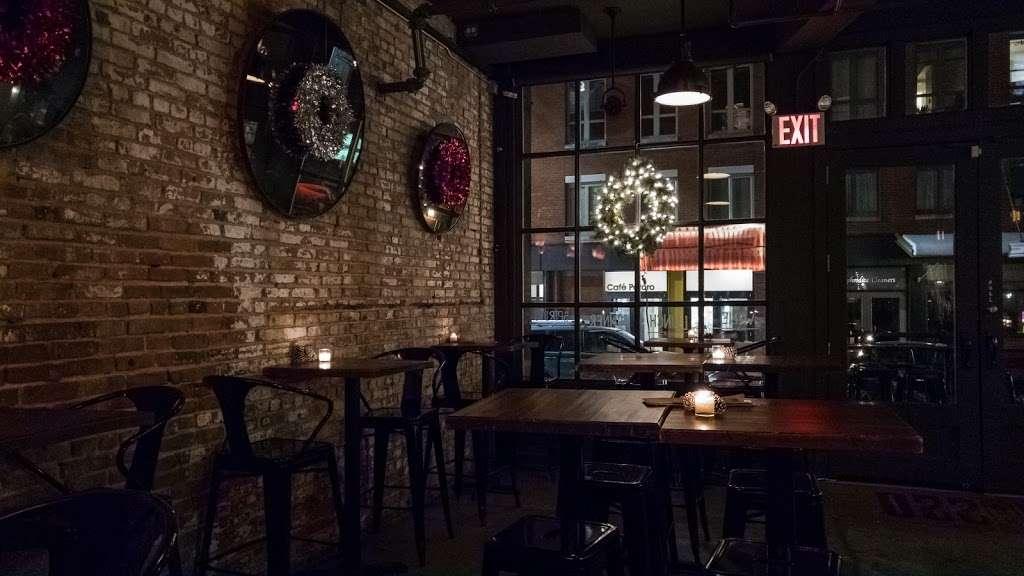 Bin No 220 - restaurant    Photo 5 of 8   Address: 220 Front St, New York, NY 10038, USA   Phone: (212) 374-9463