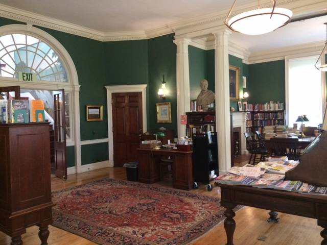 Salem Athenaeum - library  | Photo 4 of 7 | Address: 337 Essex St, Salem, MA 01970, USA | Phone: (978) 744-2540
