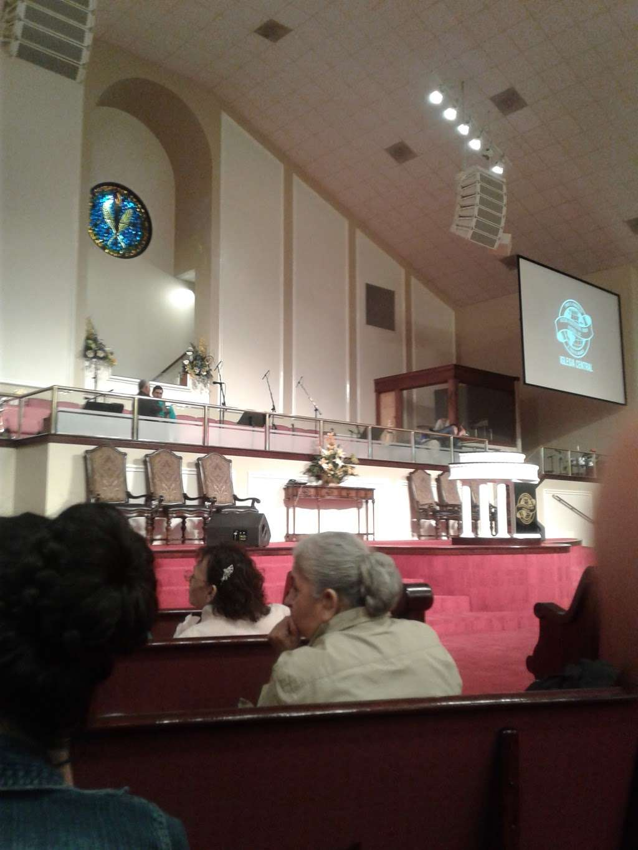 Iglesia Pentecostal Unida Hispana-Central - church  | Photo 5 of 10 | Address: 6518 Fulton St, Houston, TX 77022, USA | Phone: (713) 691-2301