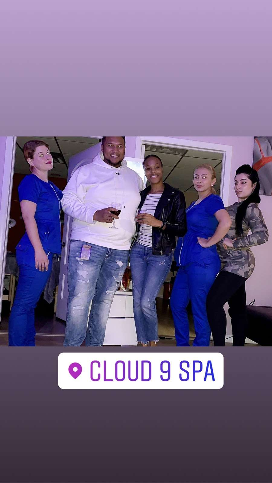 CLOUD 9 SPA - spa  | Photo 2 of 10 | Address: 92-29 Queens Blvd, Rego Park, NY 11374, USA | Phone: (516) 737-3737
