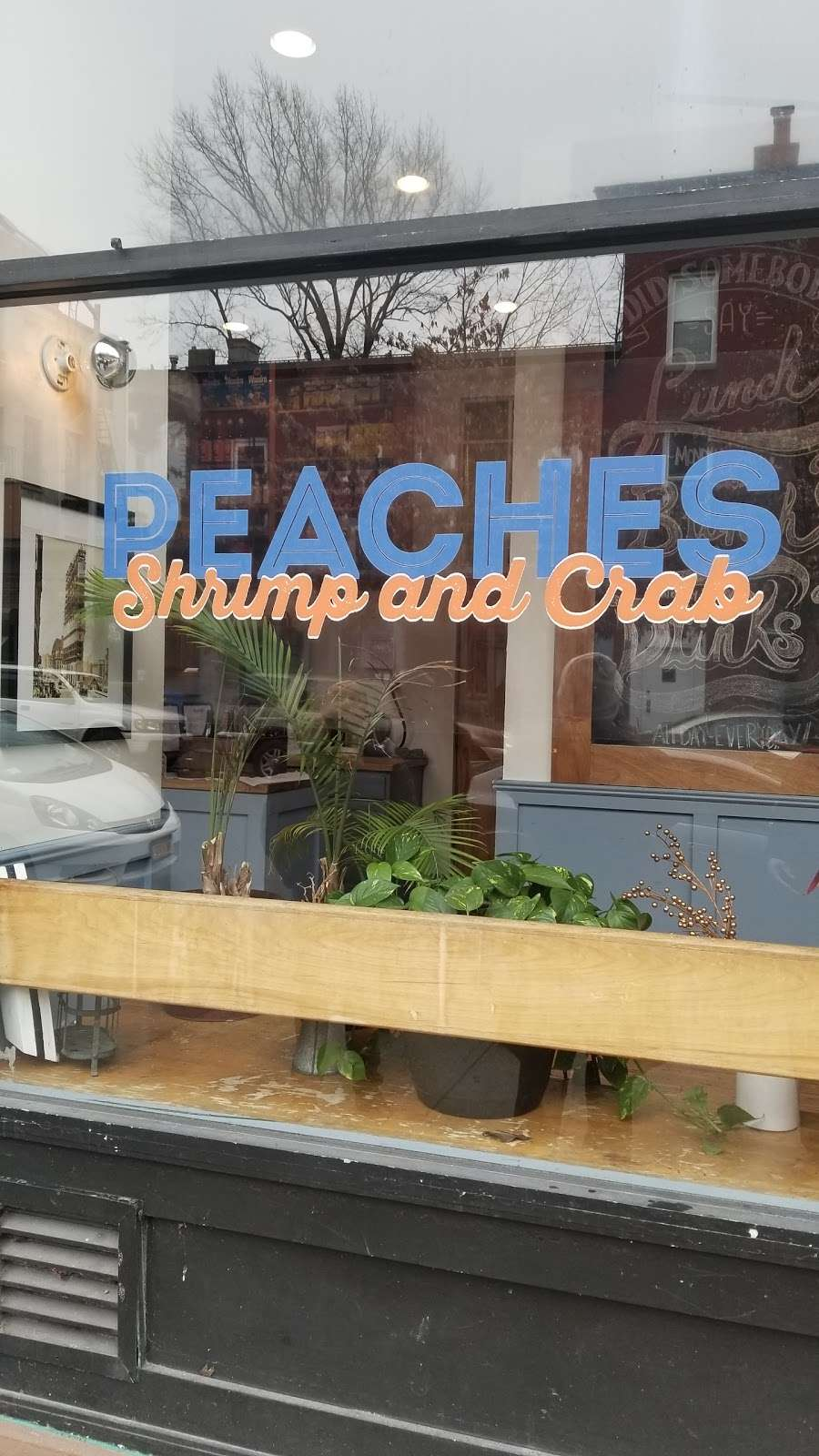 Peaches Shrimp & Crab - restaurant  | Photo 3 of 10 | Address: 285 Grand Ave, Brooklyn, NY 11238, USA | Phone: (718) 638-9500