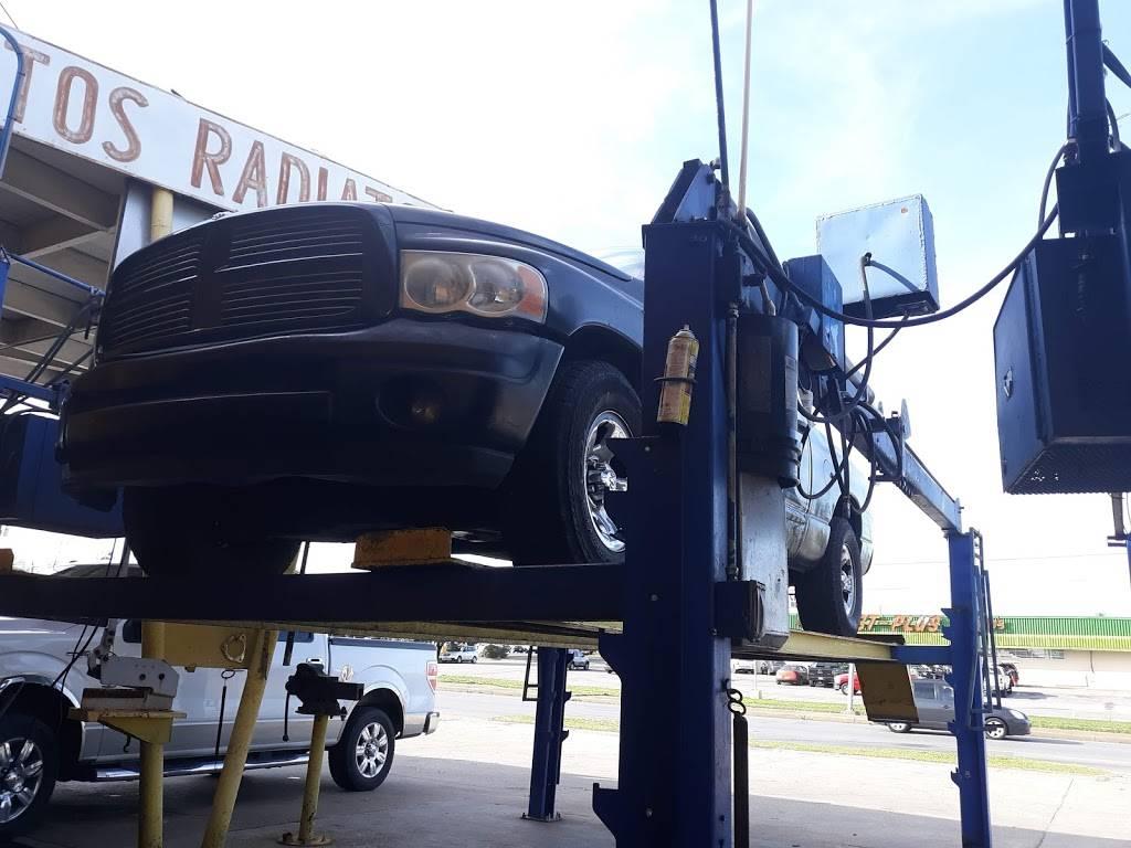 Santos Radiator & Muffler - car repair  | Photo 2 of 2 | Address: 2000 Fort Worth Ave, Dallas, TX 75208, USA | Phone: (214) 942-6265