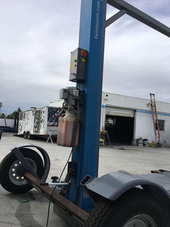 Portable Car Hoist - car repair  | Photo 2 of 6 | Address: 27790 Van Buren Ave, Menifee, CA 92585, USA | Phone: (951) 400-5290