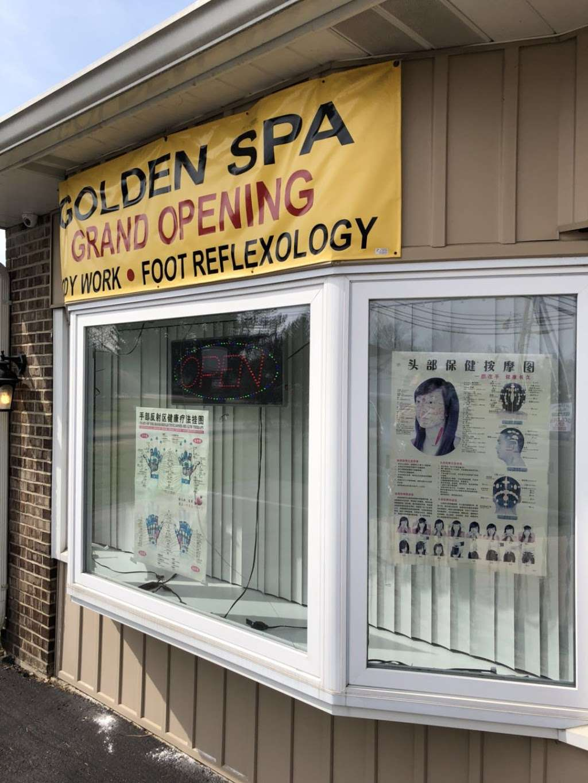 Golden Spa - spa  | Photo 2 of 10 | Address: 2024 Sullivan Trail, Easton, PA 18040, USA | Phone: (610) 879-0053