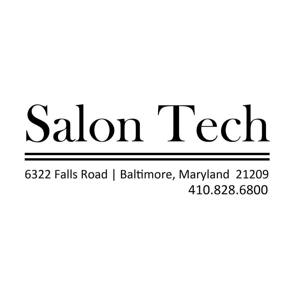 Salon Tech - hair care  | Photo 1 of 2 | Address: 6322 Falls Rd, Baltimore, MD 21209, USA | Phone: (410) 828-6800