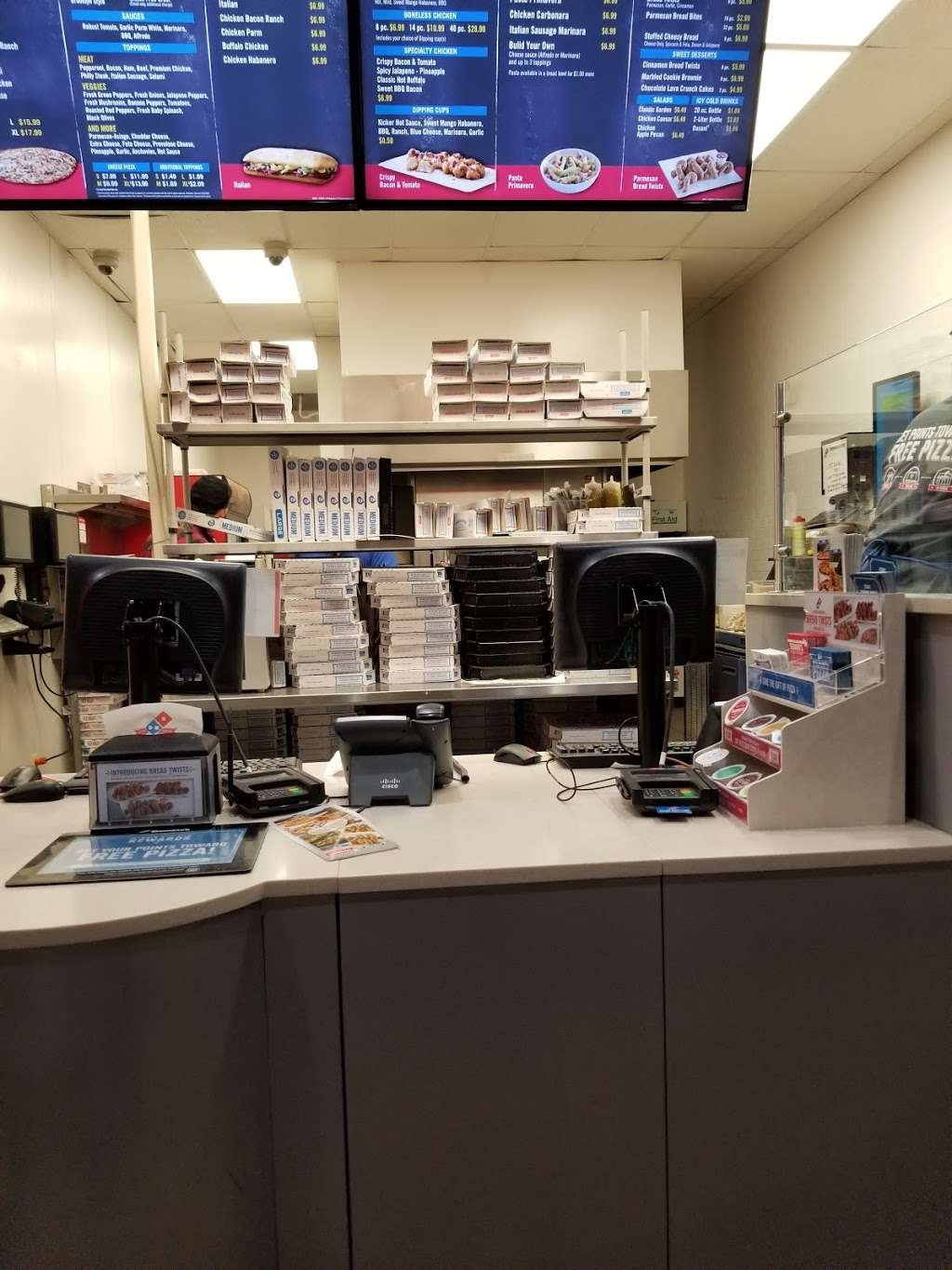 Dominos Pizza - meal delivery  | Photo 10 of 10 | Address: 538 Livingston St, Norwood, NJ 07648, USA | Phone: (201) 784-1111