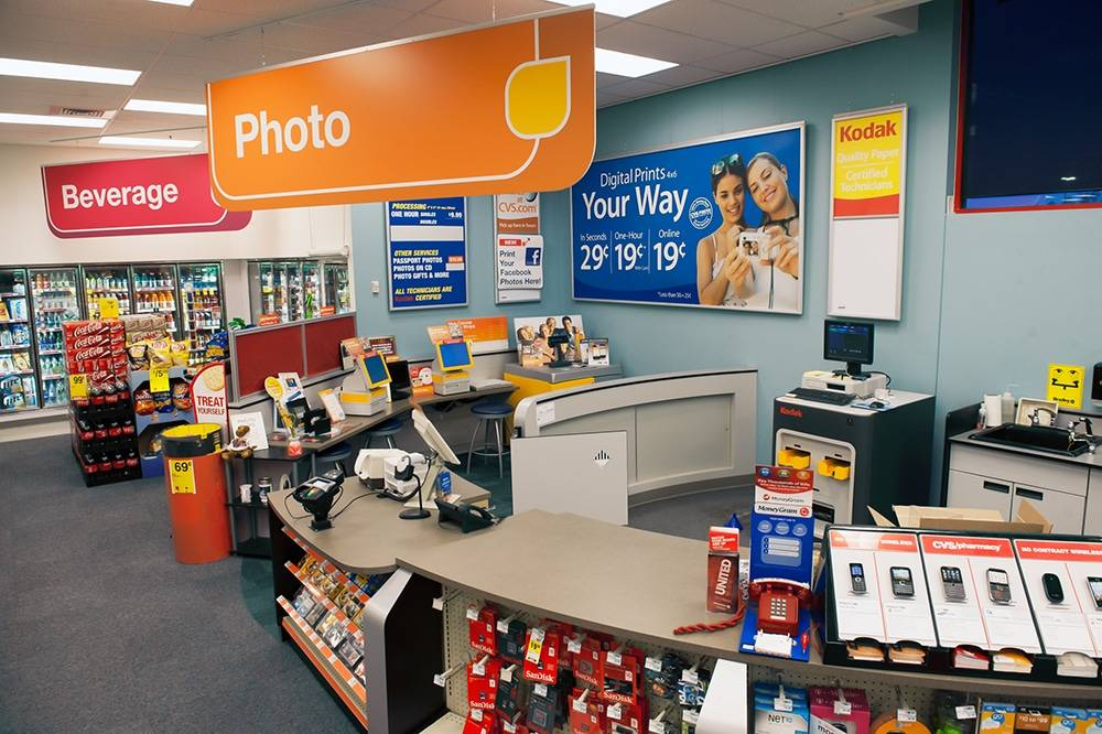 CVS Photo - electronics store  | Photo 1 of 1 | Address: 8900 Macomb St, Grosse Ile Township, MI 48138, USA | Phone: (734) 676-6000