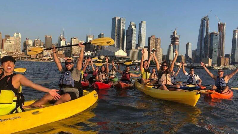 Manhattan Kayak + SUP - travel agency    Photo 1 of 10   Address: 555 12th Ave, New York, NY 10019, USA