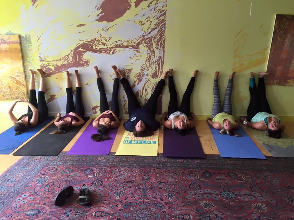 YogaON with Cari: Online Corporate & Private Yoga - school    Photo 6 of 8   Address: 2715 Peachtree Rd, Atlanta, GA 30309, USA   Phone: (323) 540-4197
