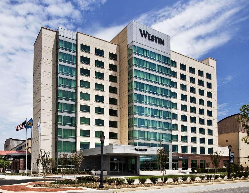 The Westin Wilmington - lodging    Photo 1 of 10   Address: 818 Shipyard Dr, Wilmington, DE 19801, USA   Phone: (302) 654-2900