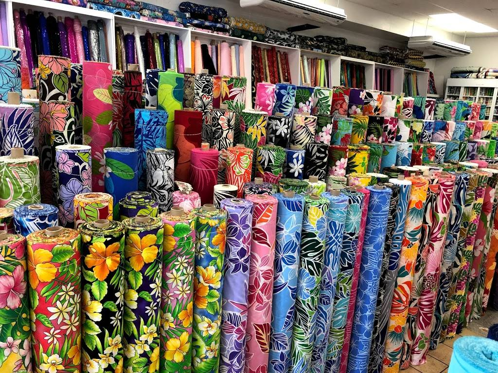 Fabric Mart - home goods store  | Photo 4 of 10 | Address: 45-681 Kamehameha Hwy, Kaneohe, HI 96744, USA | Phone: (808) 234-6604