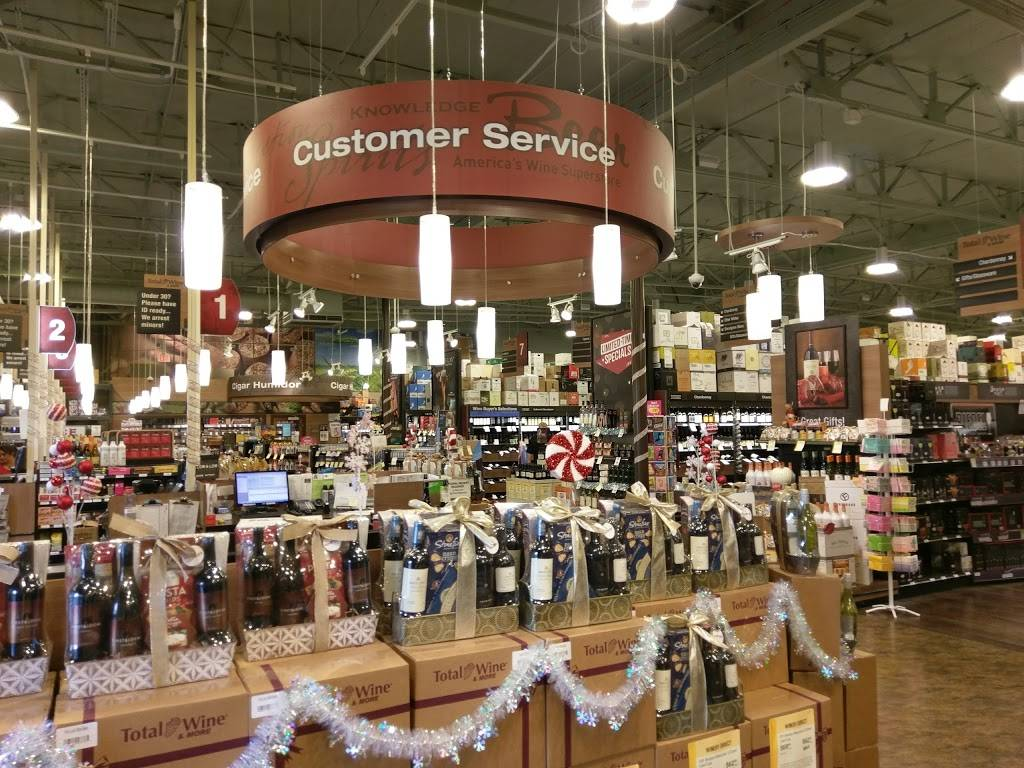 Total Wine & More - store  | Photo 2 of 9 | Address: Towne Center, 7400 Carson Blvd, Long Beach, CA 90808, USA | Phone: (562) 420-2018