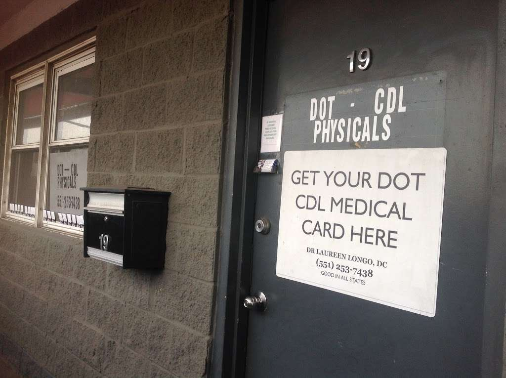 DOT CDL Physicals - doctor  | Photo 5 of 10 | Address: TULLO Truck Plaza, 61 Lincoln Highway Ste 19, Kearny, NJ 07032, USA | Phone: (551) 253-7438