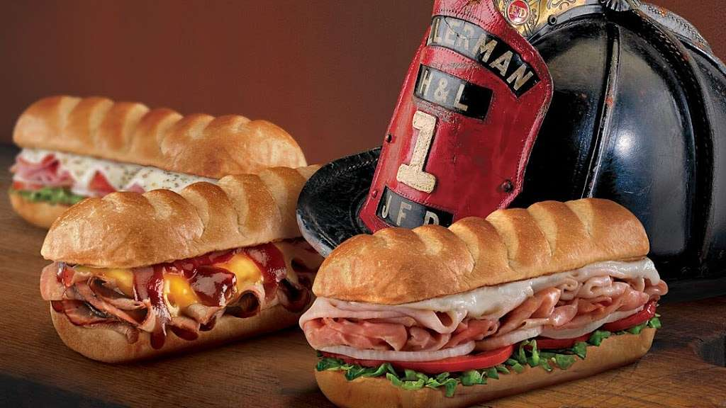Firehouse Subs - meal delivery  | Photo 1 of 10 | Address: 3003 N President George Bush Hwy, Garland, TX 75040, USA | Phone: (972) 496-3000
