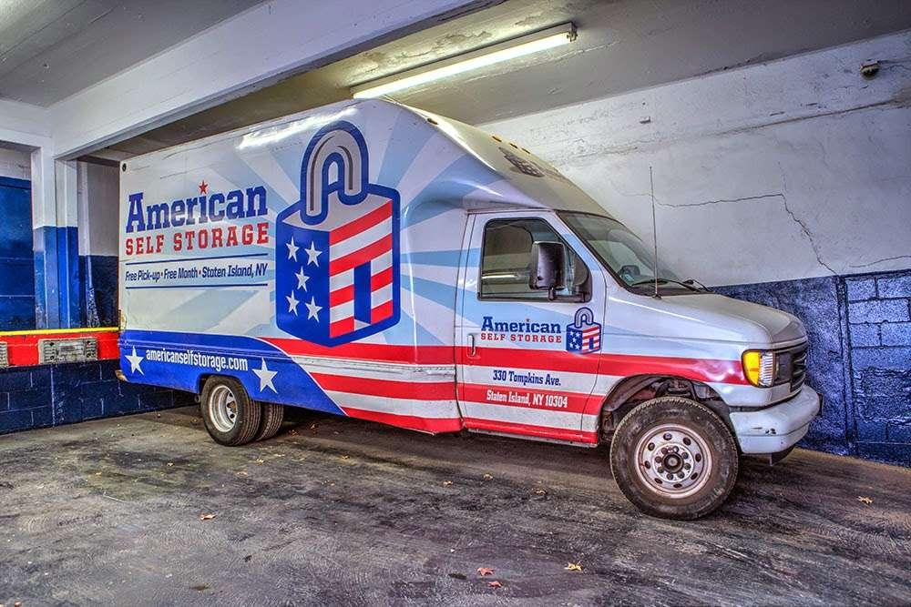 American Self Storage - moving company  | Photo 3 of 10 | Address: 330 Tompkins Ave, Staten Island, NY 10304, USA | Phone: (646) 569-9770