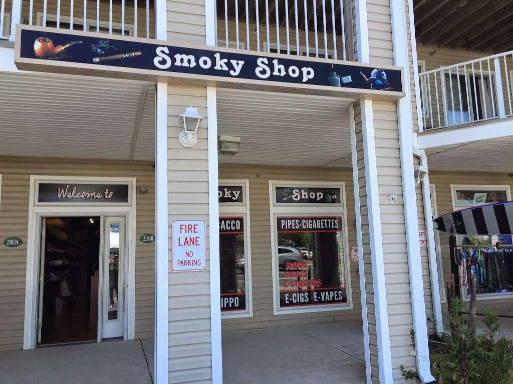 Smoky Shop - Store | 2103 Coastal Hwy, Rehoboth Beach, DE