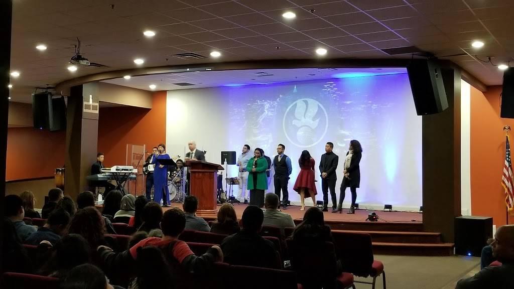 El Rey Jesus Georgia - church    Photo 1 of 5   Address: 4350 Peachtree Industrial Blvd, Norcross, GA 30071, USA   Phone: (678) 200-6340