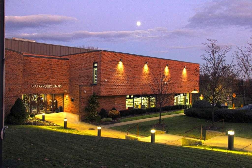 Jericho Public Library - library  | Photo 1 of 10 | Address: 1 Merry Ln, Jericho, NY 11753, USA | Phone: (516) 935-6790