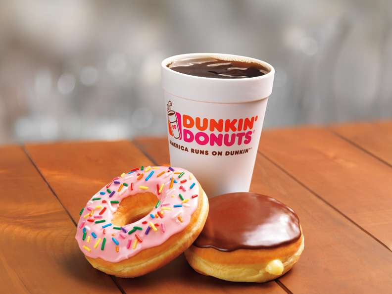 Dunkin Donuts - cafe  | Photo 4 of 10 | Address: 2328 S Chickasaw Trail #17A, Orlando, FL 32825, USA | Phone: (407) 930-6631