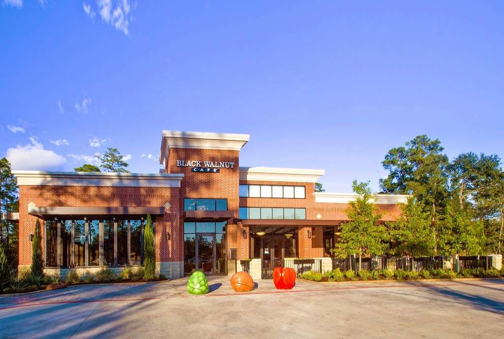 Black Walnut Cafe - cafe  | Photo 1 of 10 | Address: 9000 New Trails Dr, The Woodlands, TX 77381, USA | Phone: (281) 362-1678