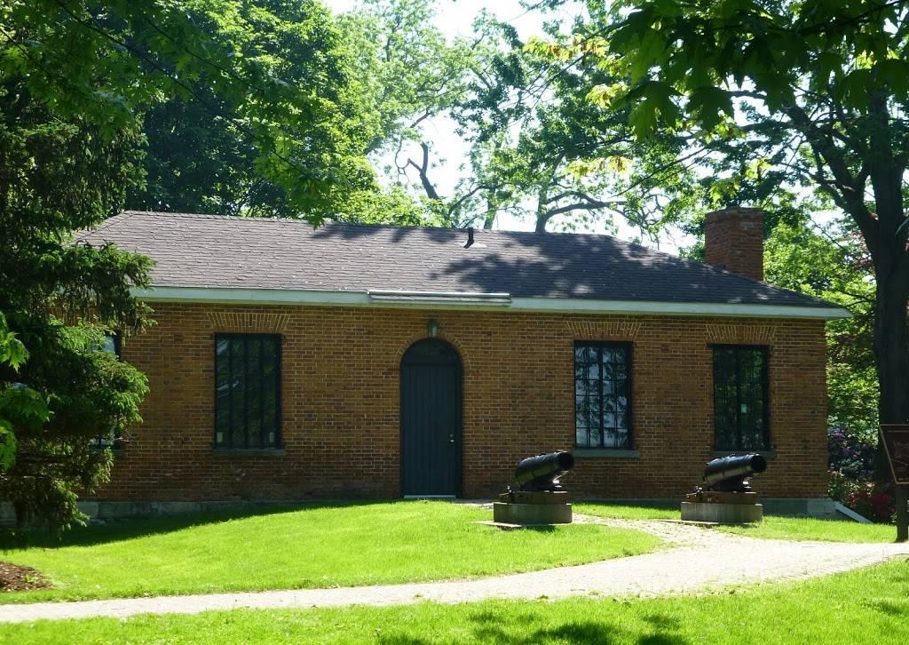 Fort Malden Commissariat Office - museum  | Photo 1 of 2 | Address: 224 Dalhousie St, Amherstburg, ON N9V 1W4, Canada | Phone: (519) 736-6377