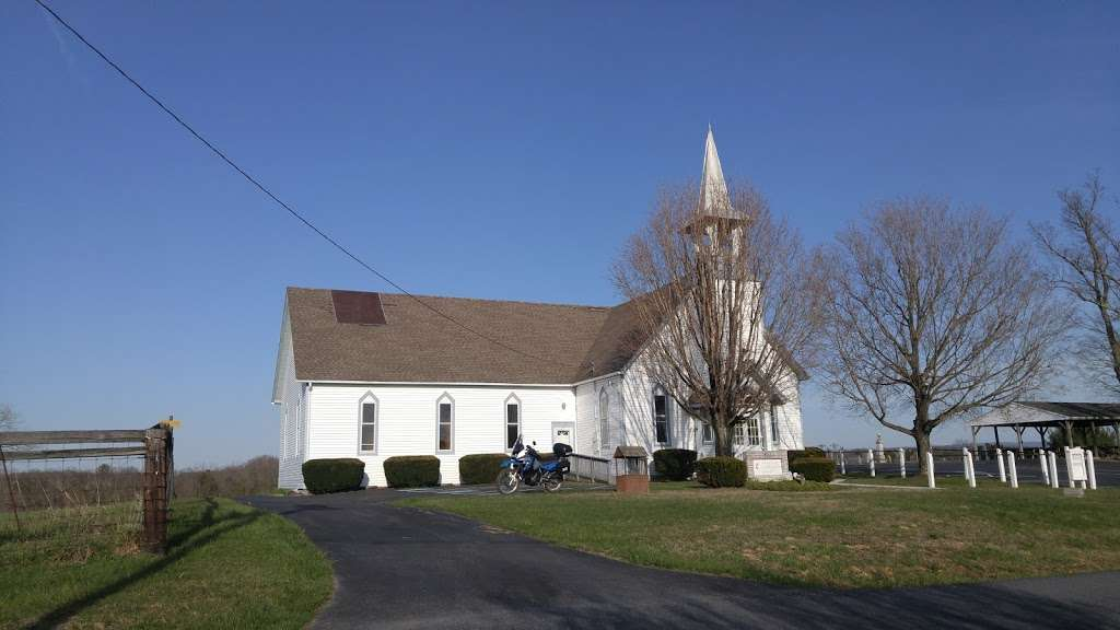 Ridings Chapel - church    Photo 1 of 2   Address: 1635 Salem Church Rd, Stephens City, VA 22655, USA