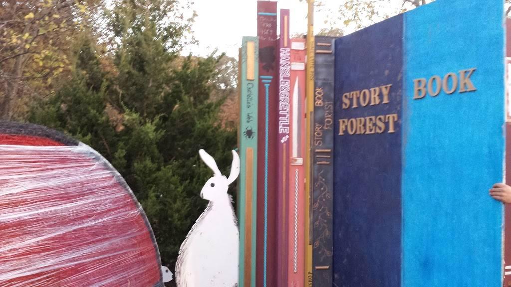Storybook Forest - park    Photo 4 of 10   Address: 7200 E 15th St, Edmond, OK 73013, USA   Phone: (405) 216-7471