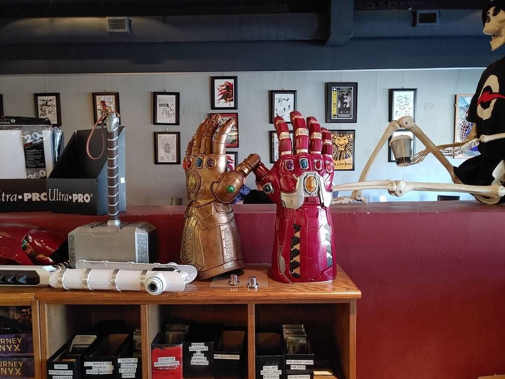 Legend Comics & Coffee - book store    Photo 7 of 9   Address: 5207 Leavenworth St, Omaha, NE 68106, USA   Phone: (402) 391-2377