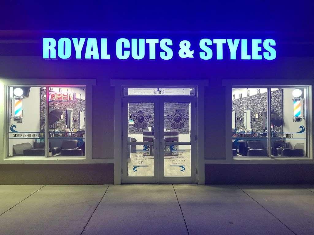 Royal Cuts And Styles Men S Hair Studio 10200 Fox Trail Rd S West Palm Beach Fl 33411 Usa