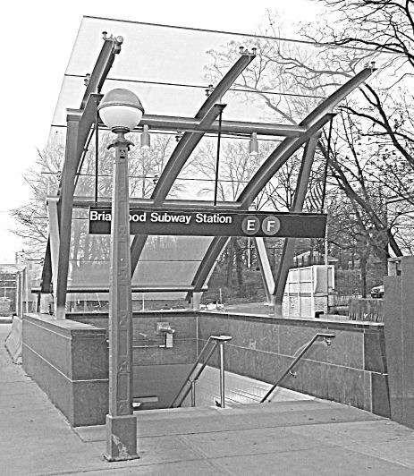 Briarwood - Van Wyck Blvd - subway station    Photo 7 of 10   Address: &, Queens Blvd & Main St, Briarwood, NY 11435, USA