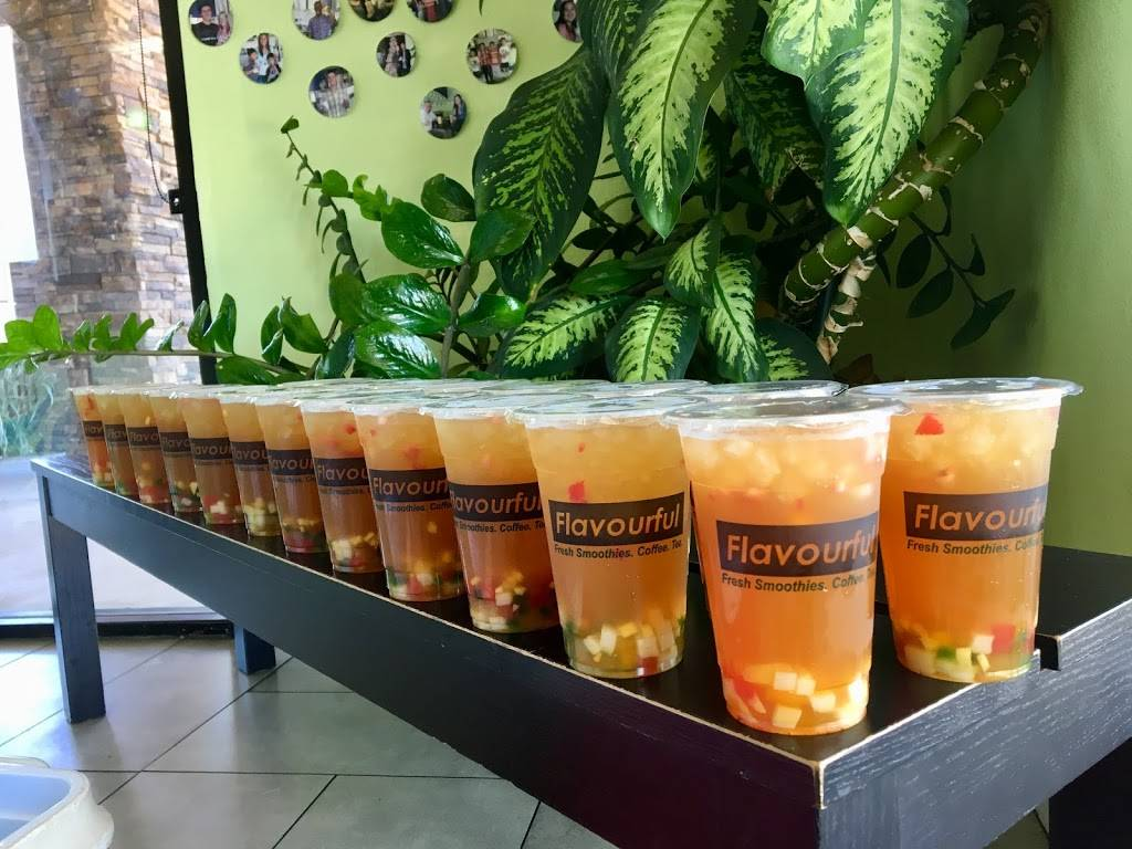 Flavourful Coffee and Smoothies - cafe  | Photo 6 of 7 | Address: 2200 Hamner Ave #102, Norco, CA 92860, USA | Phone: (909) 272-8641