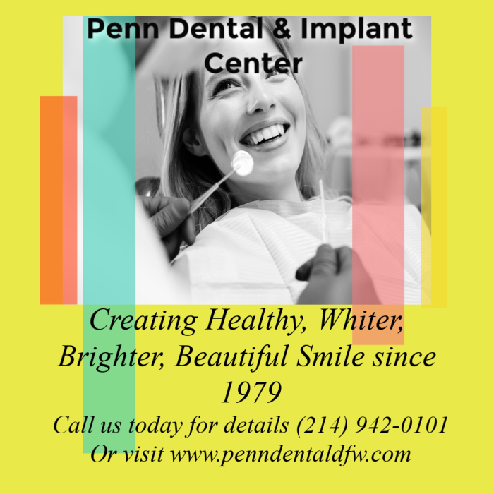 Penn Dental and Implant Center - dentist  | Photo 10 of 10 | Address: 1418 W Jefferson Blvd, Dallas, TX 75208, USA | Phone: (214) 942-0101