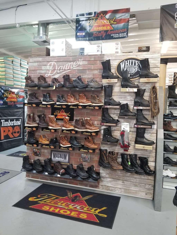 42d036a1a7b Work Boot Warehouse - Shoe store | 1522 Rosecrans Ave, Gardena, CA ...