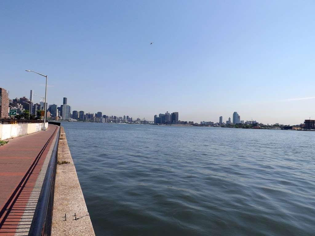 East River Promenade - park  | Photo 8 of 10 | Address: East River Promenade, New York, NY 10002, USA
