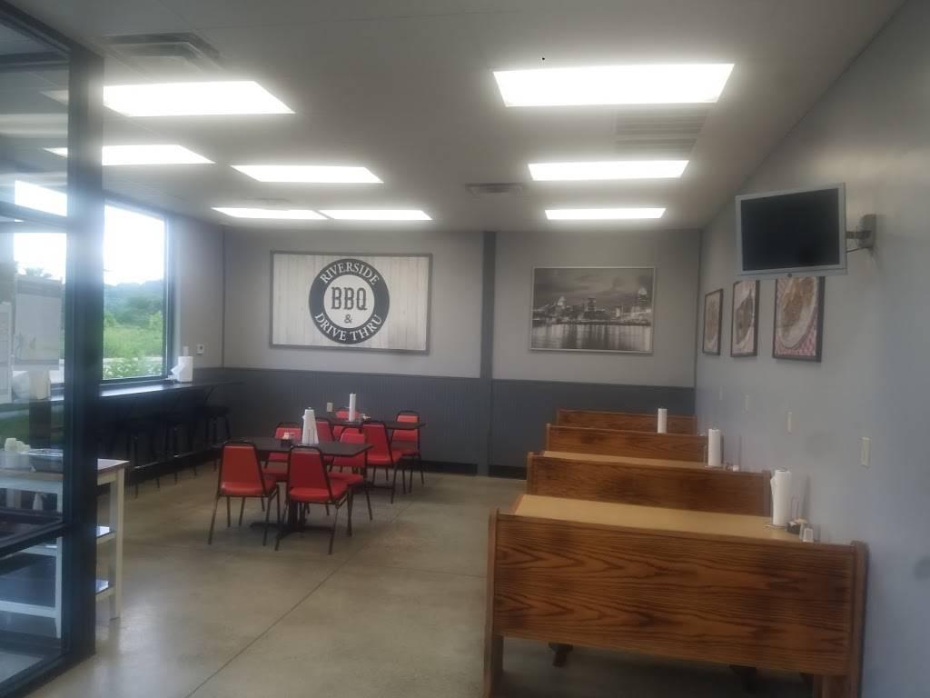 Riverside Bbq - gas station  | Photo 1 of 13 | Address: 2790 River Rd, Cincinnati, OH 45204, USA | Phone: (513) 620-7410