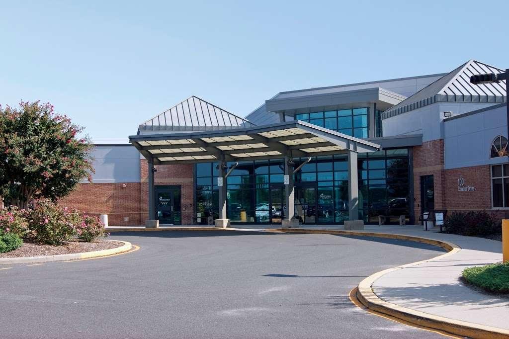 Nanticoke Health Pavilion Seaford - hospital    Photo 1 of 4   Address: 100 Rawlins Drive, Seaford, DE 19973, USA   Phone: (302) 990-3300