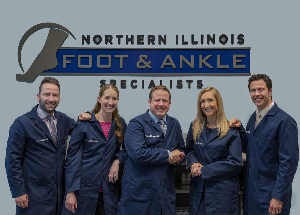 Northern Illinois Foot & Ankle Specialists - doctor  | Photo 1 of 1 | Address: 750 E Terra Cotta Ave Suite C, Crystal Lake, IL 60014, USA | Phone: (847) 639-5800