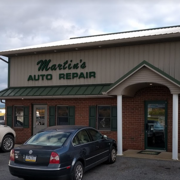 Martins Auto Repairs - car repair  | Photo 8 of 9 | Address: 750 E Lincoln Ave, Myerstown, PA 17067, USA | Phone: (717) 866-6131